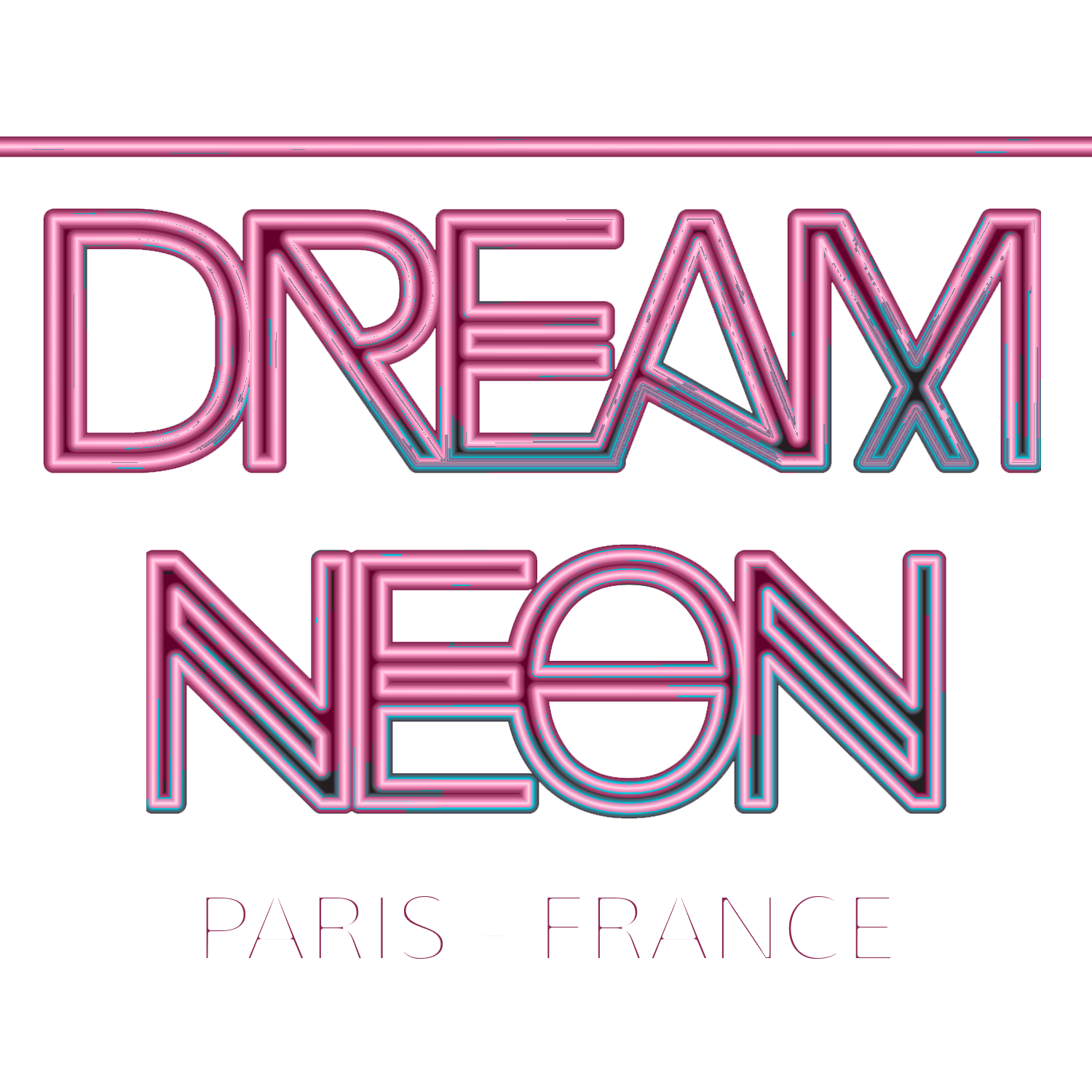 Dream Neon Logo